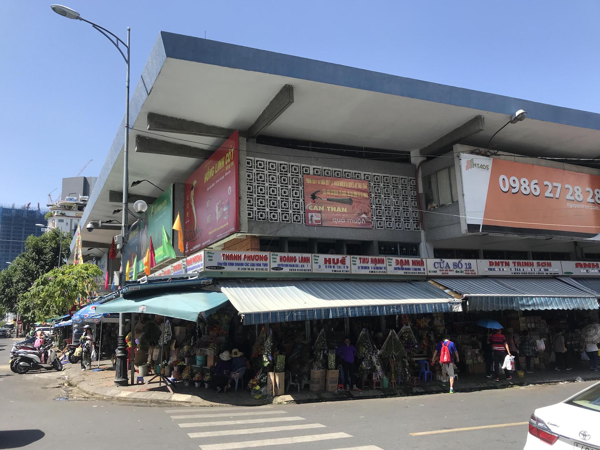 ダナン-観光-ハン市場