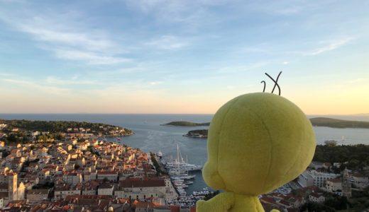 クロアチアのフヴァル島へ行こう:観光スポット・離島巡り