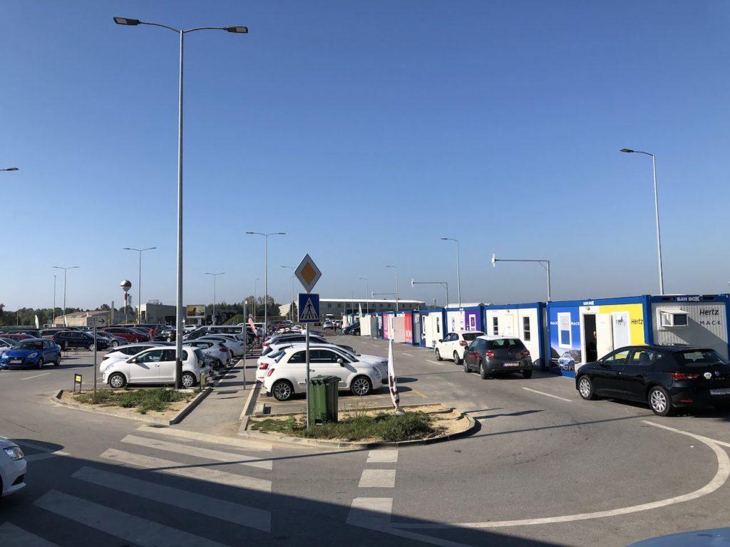 クロアチア・レンタカー