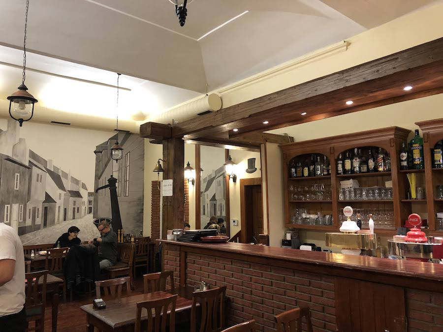 プラハ-レストラン