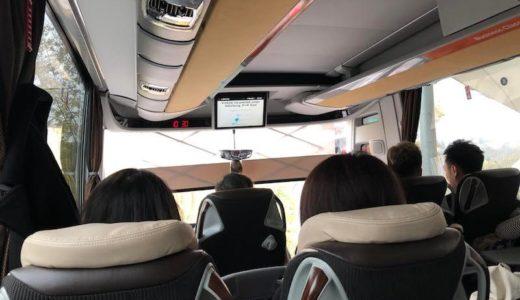 チェスキー・クルムロフからオーストリアへの移動方法-バス・シャトル-