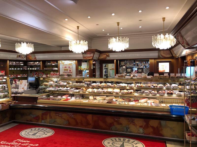 リンツ・観光・レストラン・ケーキ・ホテル