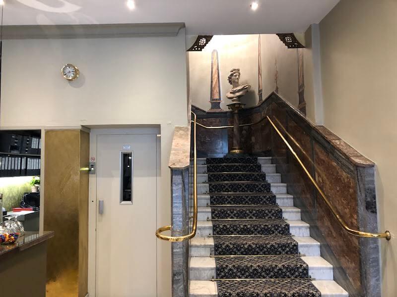 ホテル ヴュルツバーガー ホフ