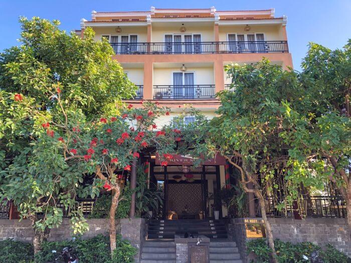 ホイアン 格安ホテル