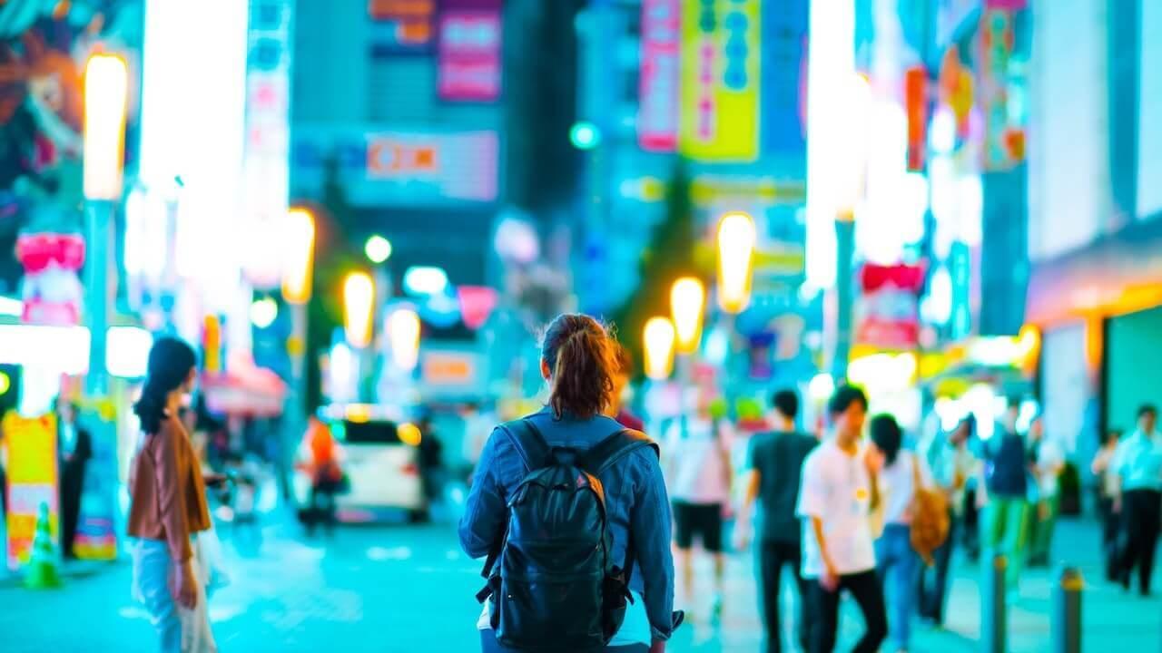 訪日外国人旅行者数と国別消費動向:インバウンド