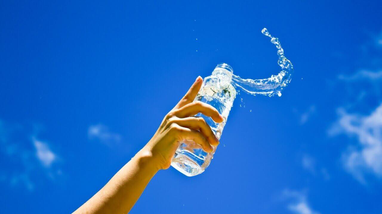 水分補給ー1日必要量